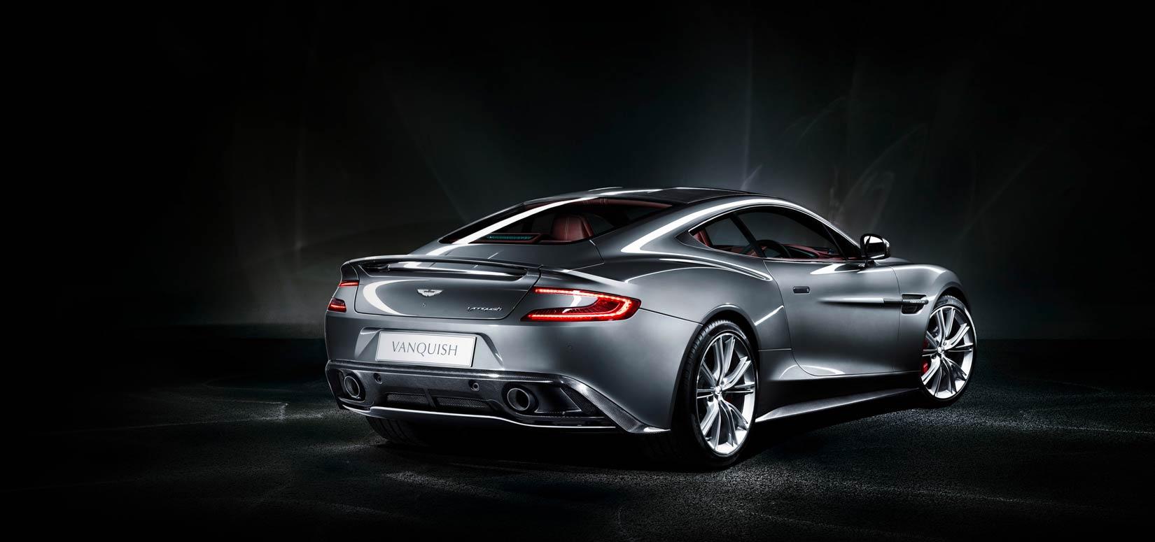 Official Release Aston Martin Vanquish