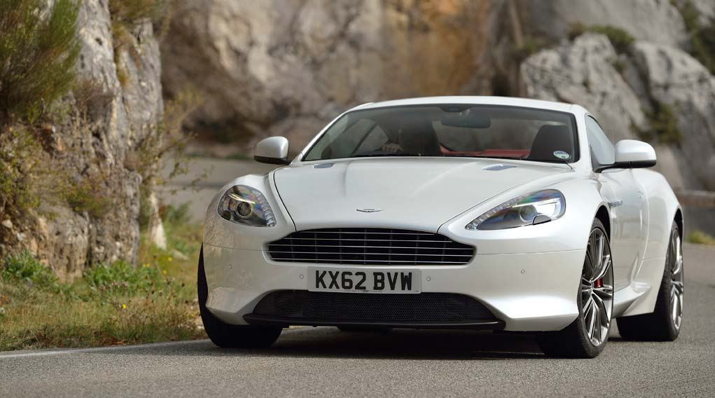 The New Aston Martin DB9