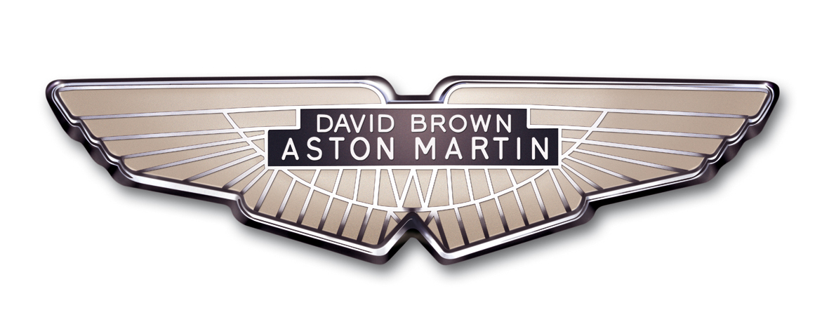 Aston Martin History Wings Badge Evolution