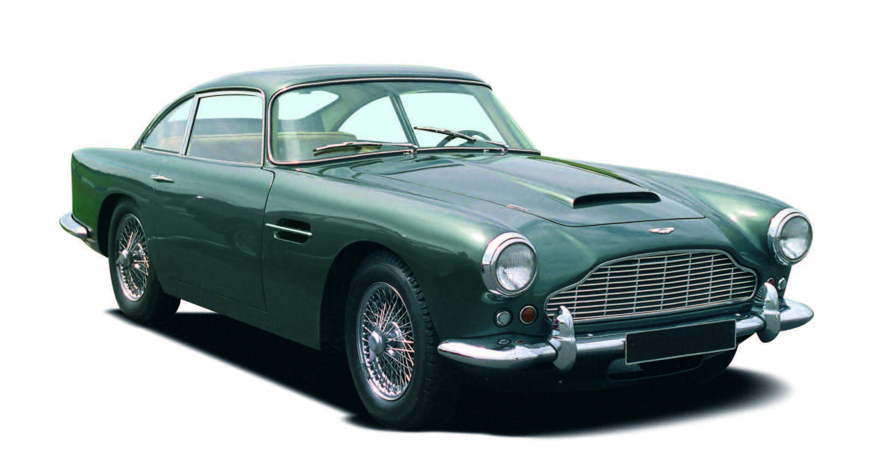 aston martin | heritage | past models