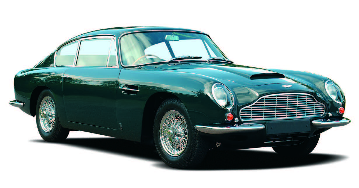 Aston Martin  Heritage  Past Models
