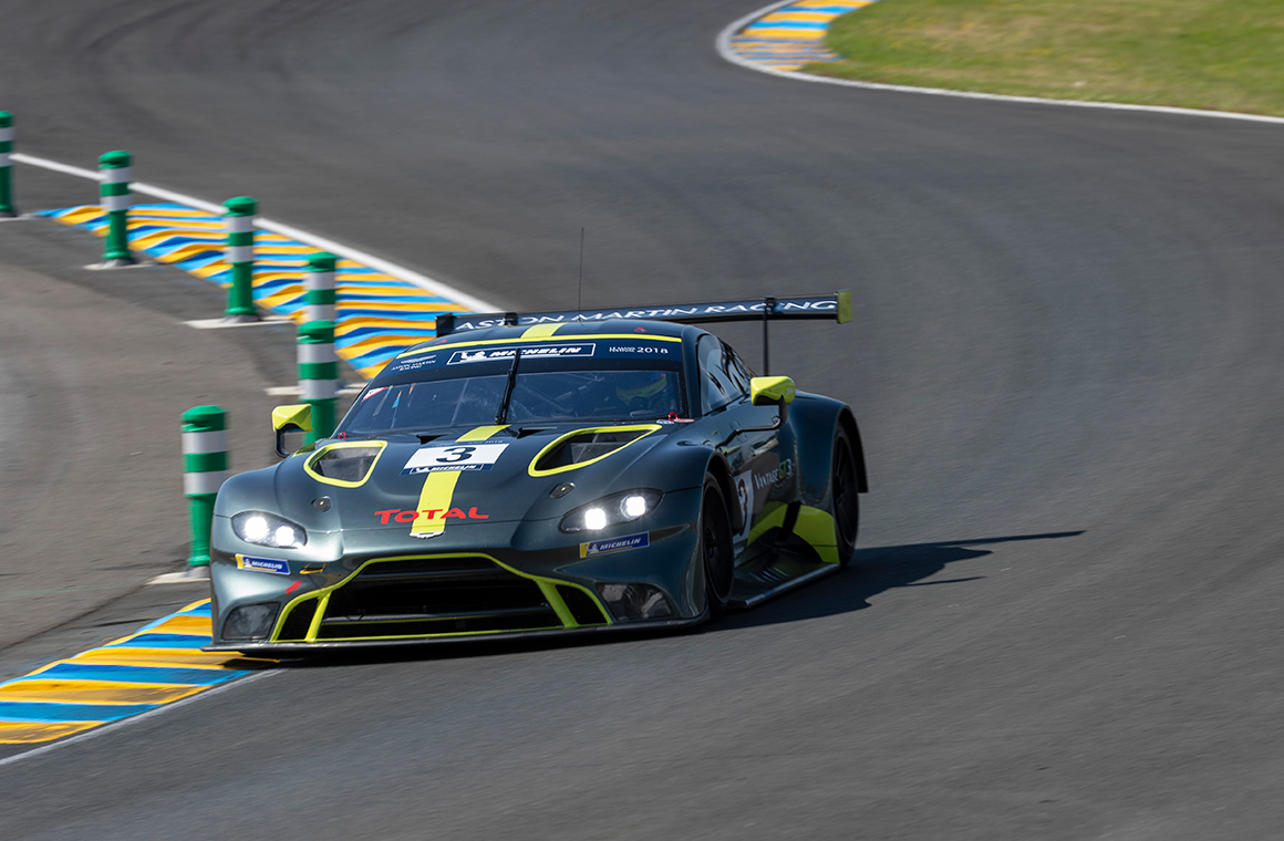 Aston Martin To Debut Vantage Gt3 At The Nürburgring