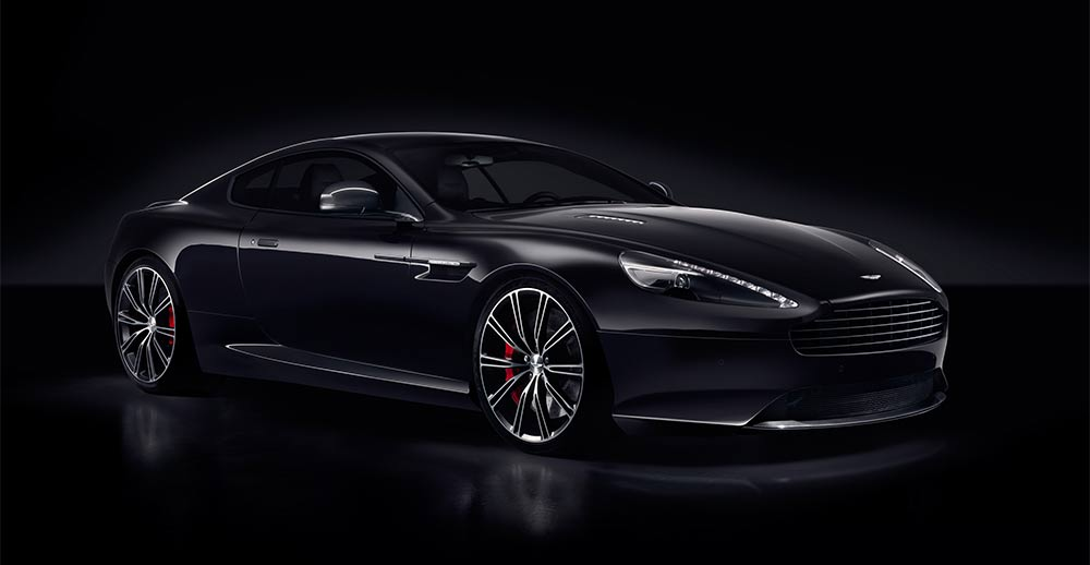 Aston Martin Unveils Two Exclusive New Special Editions At Geneva