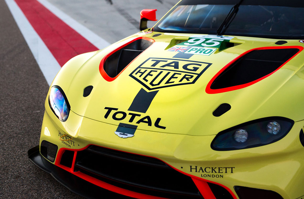 Tag Heuer To Become Official Watch Partner Of Aston Martin