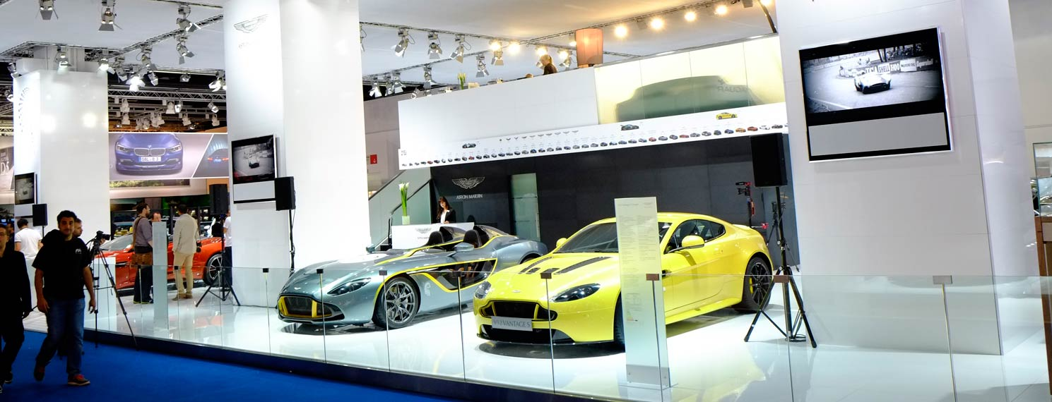 Frankfurt Motor Show 2013