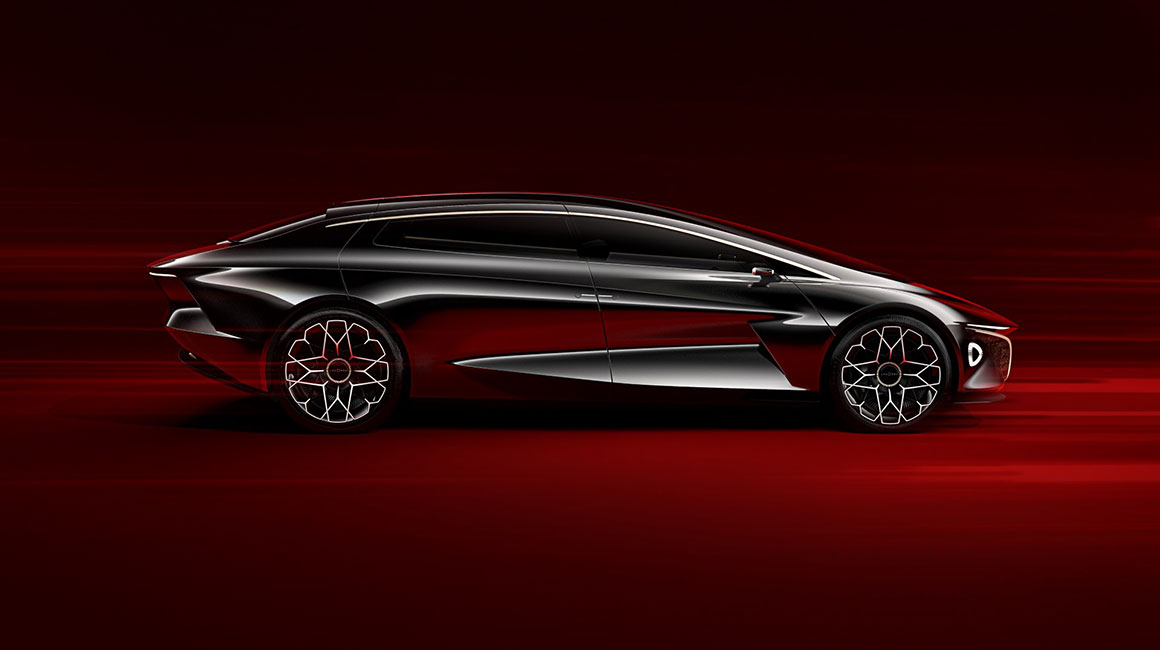 Lagonda Vision Concept A New Kind Of Luxury Mobility
