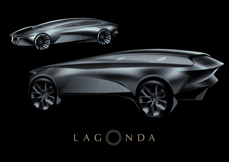 Lagonda Set To Revolutionise The Luxury Suv