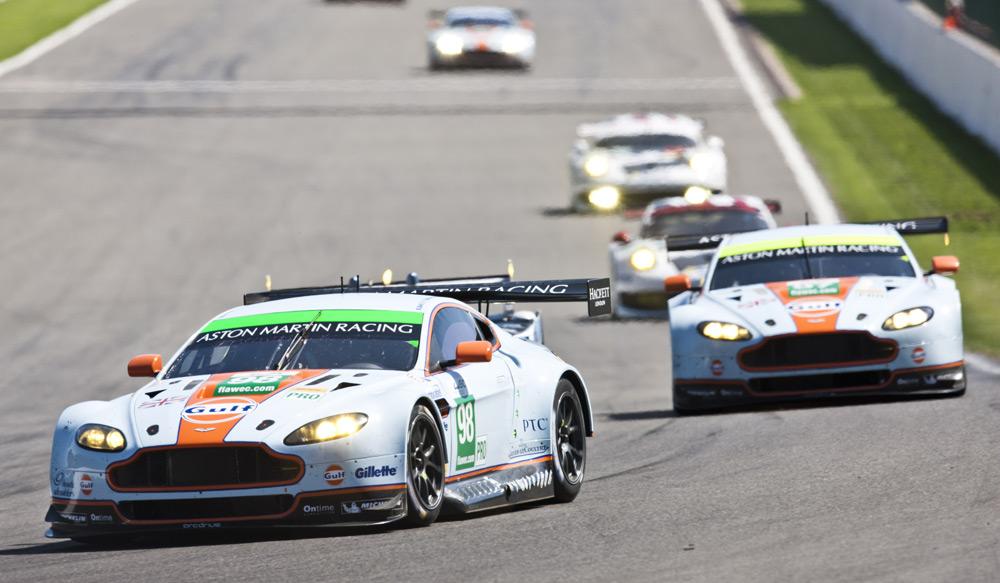 Spa Francorchamps - Vantage GTE