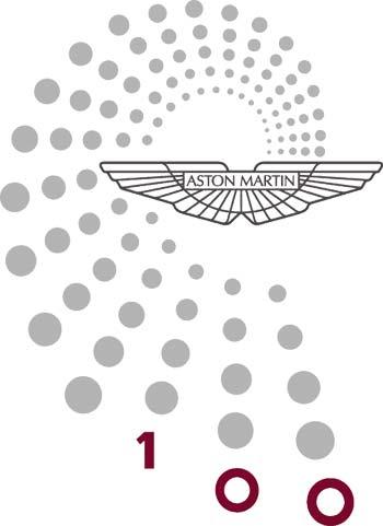 Aston Martin Centenary Logo