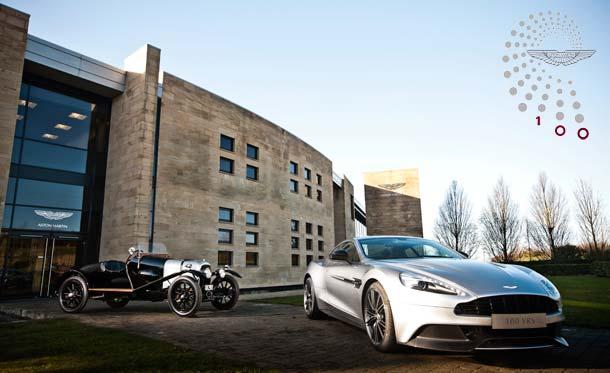 Aston Martin Vanquish & Aston Martin A3