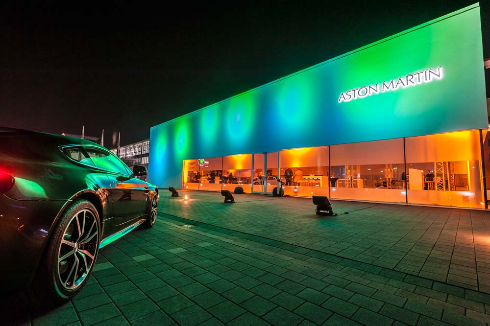 Aston Martin Stuttgart Dealership