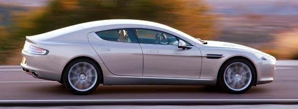Aston Martin Rapide Erneut Bestes Auto Der Luxusklasse In Der Schweiz