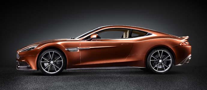Aston Martin Vanquish Design