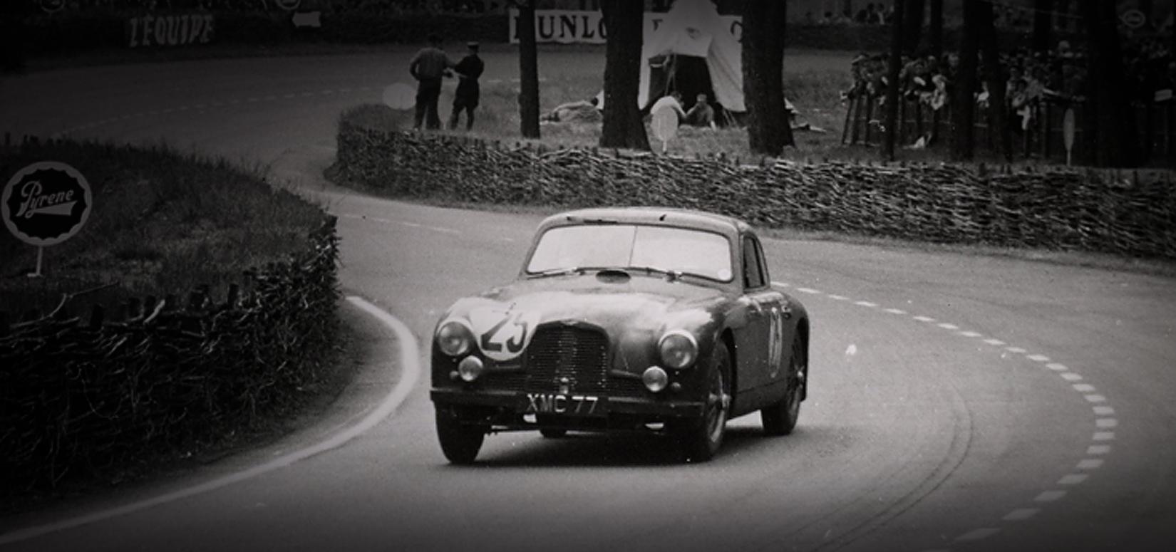 History Aston Martin Racing