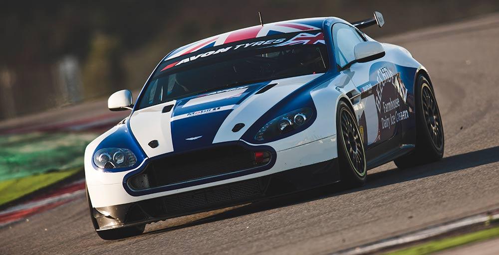 Beachdean GT4 Portimao Test