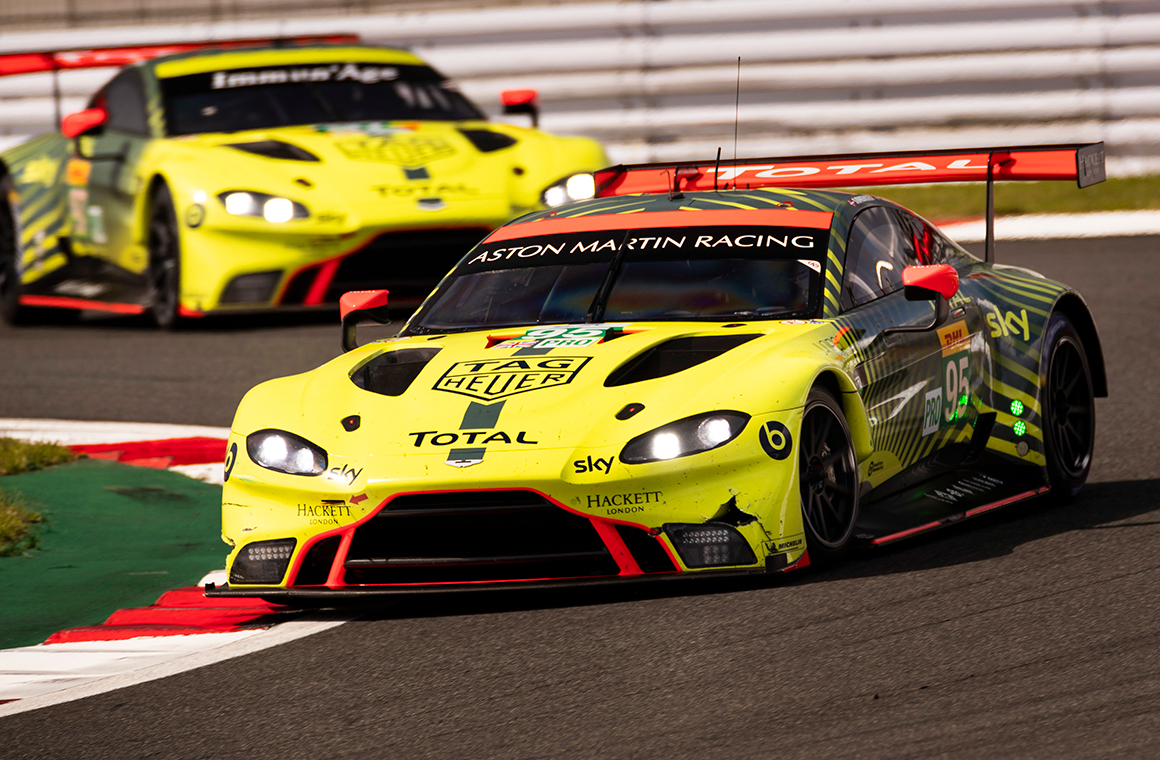 Aston Martin Racing Aiming For Clean Sweep On Wec Asian Tour
