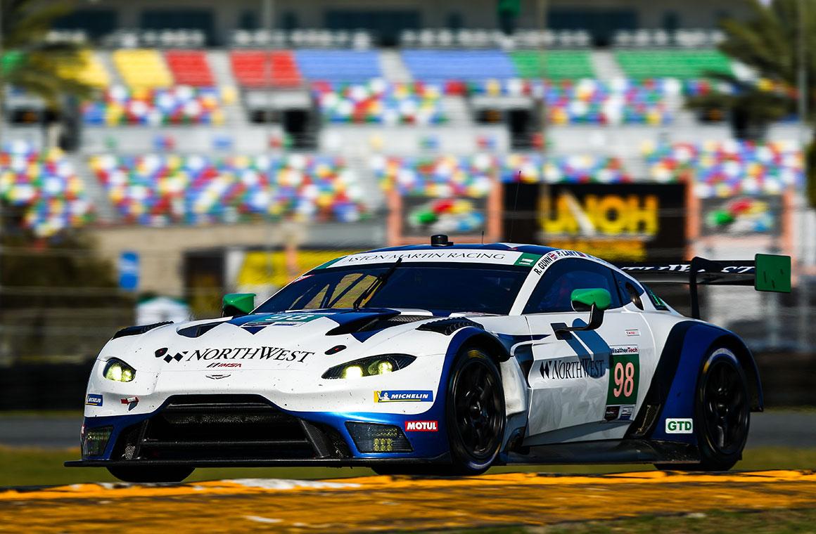 Aston Martin Confirms Imsa Plans For North American Programme