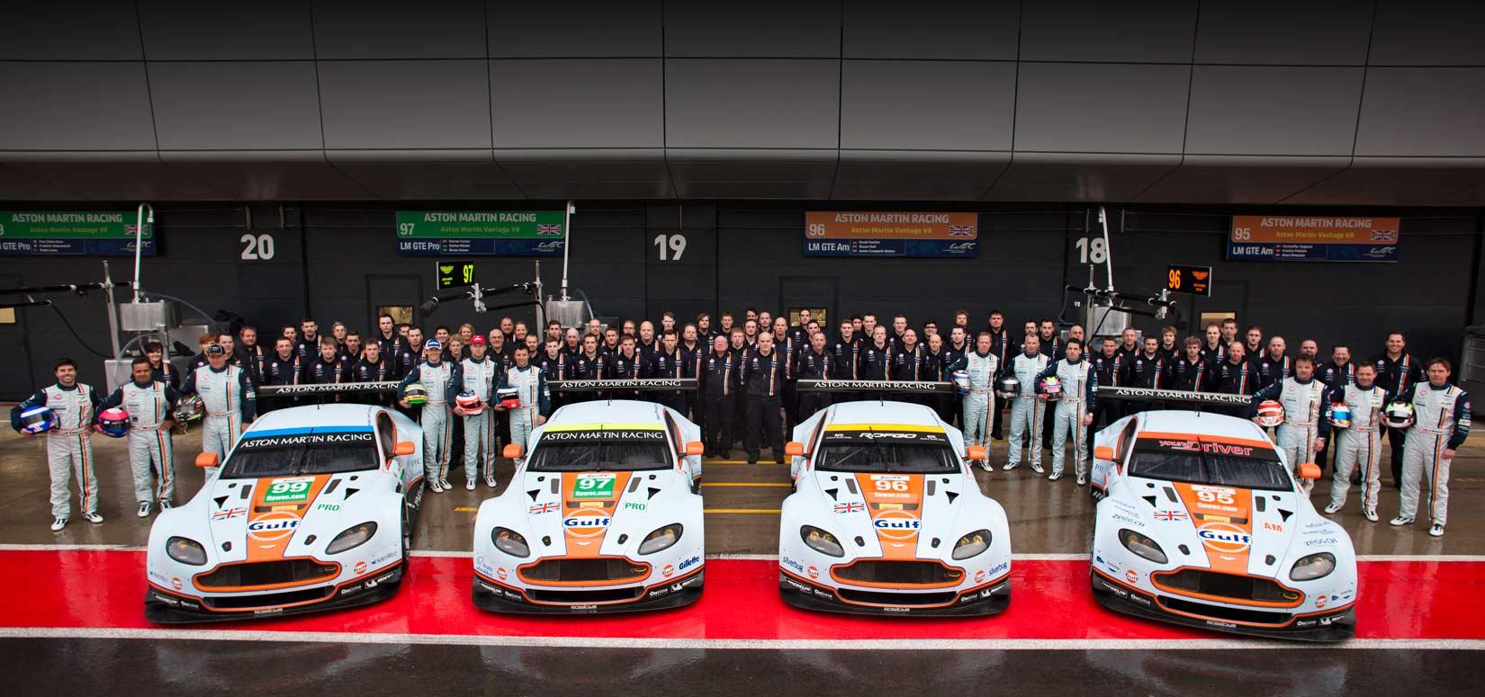 Aston Martin Racing - Silverstone