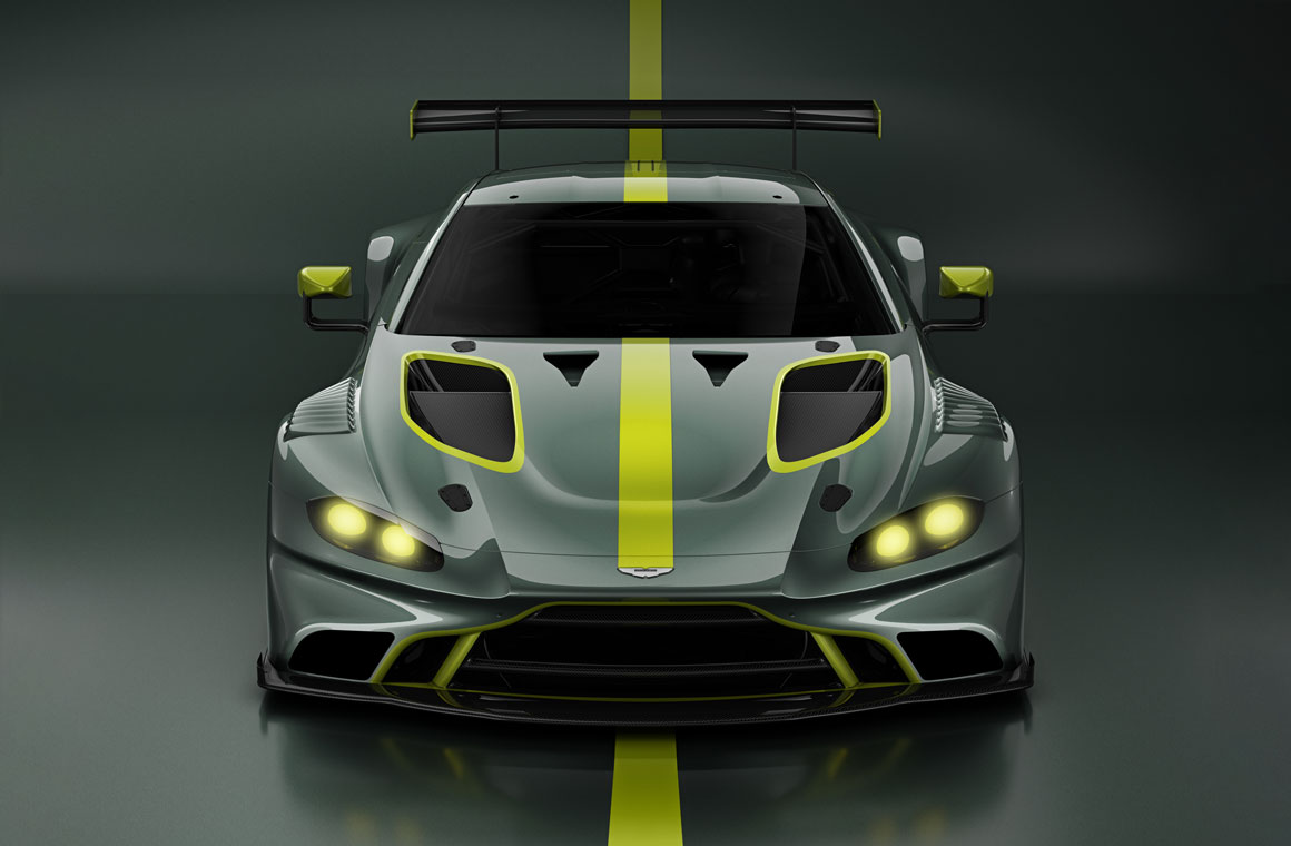 Aston Martin Announces Plans For New Vantage Gt3 And Gt4 Cars
