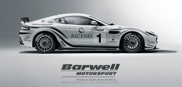 GT4 Barwell Racing