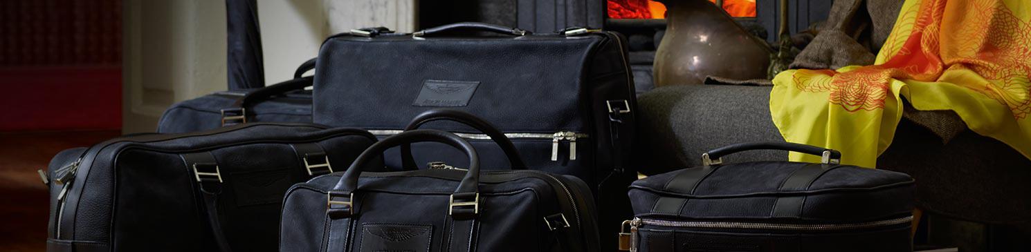 Aston Martin Store - Luggage