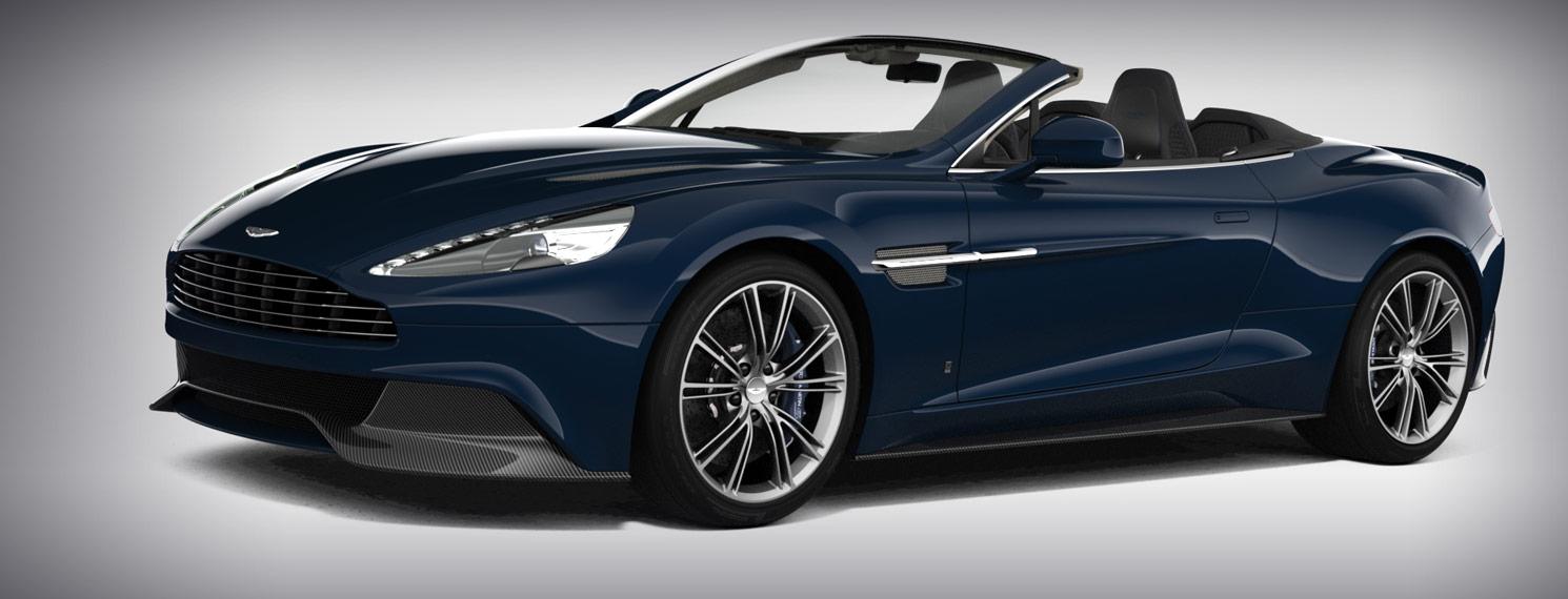 Bespoke Aston Martin Vanquish Volante Neiman Marcus Edition Set For Debut In Los Angeles