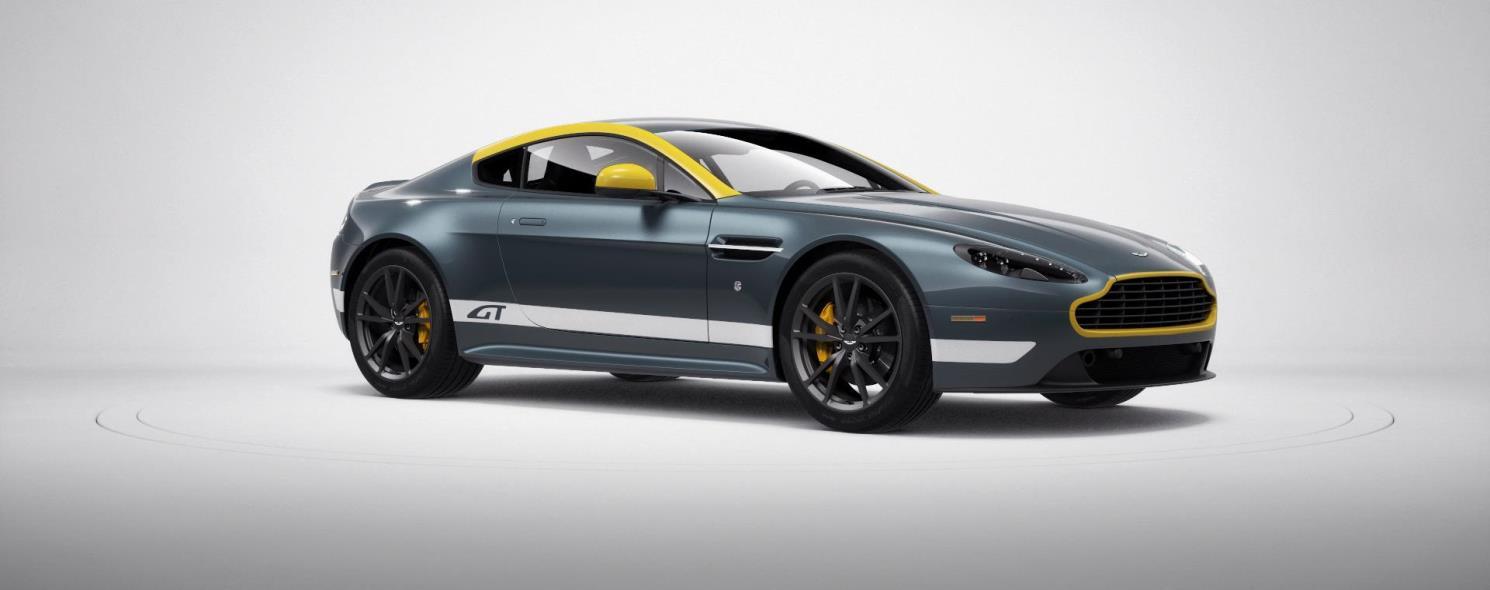 Aston Martin Vantage GT - Aston martin gt