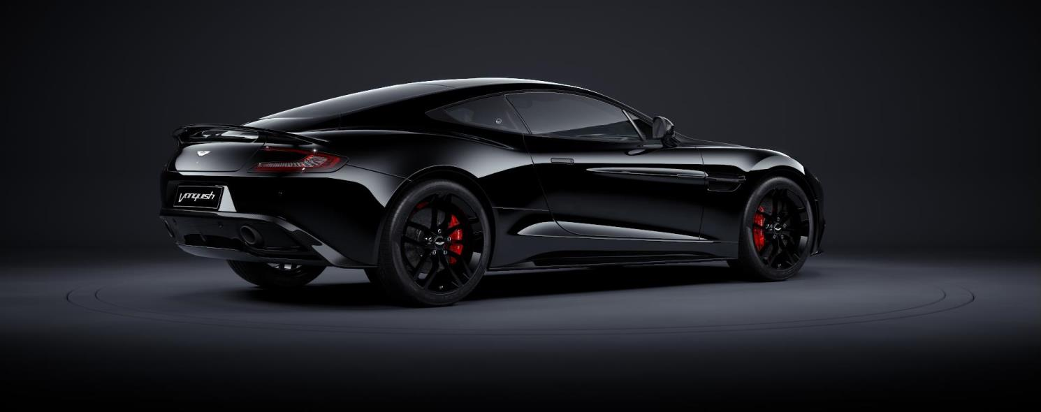 Aston Martin Vanquish Vanquish Carbon Edition